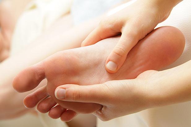 Fußrefelxzonen-Massage Schwabach
