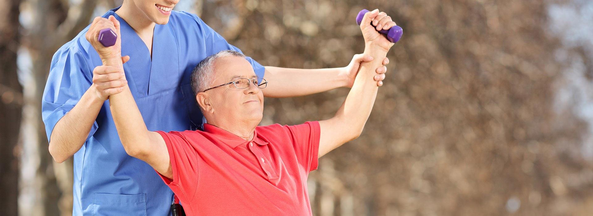 Hausbesuche Physiotherapie Schwabach