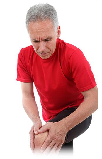 Knieschmerzen behandeln in Schwabach
